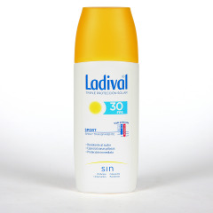 Ladival Sport Spray Transparente SPF 30 150 ml