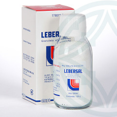 Lebersal granulado 100 g