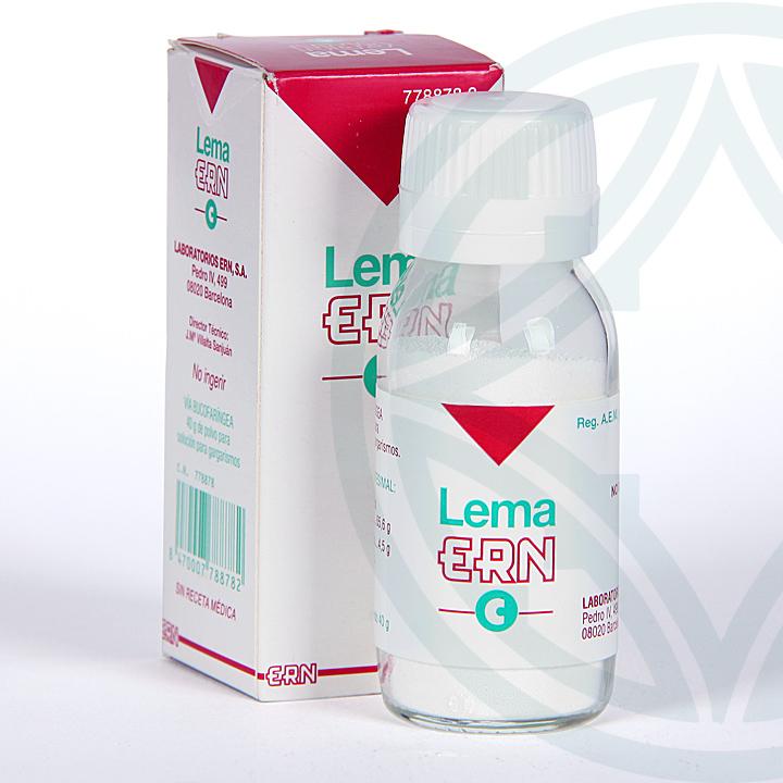 Lema Ern C polvo para solución 40 g