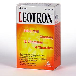 Leotron 30 cápsulas