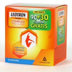Leotron Complex 90 + 30 cápsulas de Regalo Pack