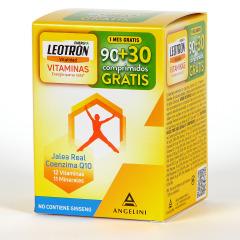 Leotron Vitaminas 90 + 30 comprimidos de Regalo Pack