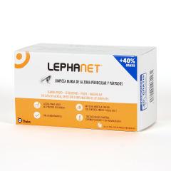 Lephanet Higiene de Párpados 30+12 toallitas Pack