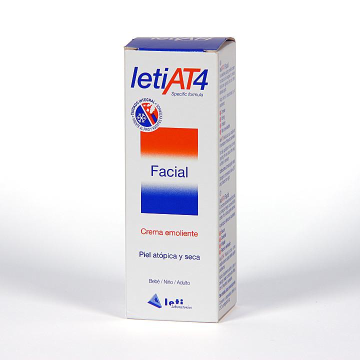 Leti AT4 Crema Facial 50 ml
