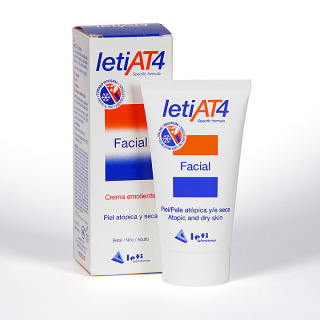 Leti AT4 Crema Facial 50 ml