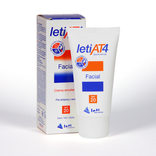 Leti AT4 Facial SPF20 50 ml
