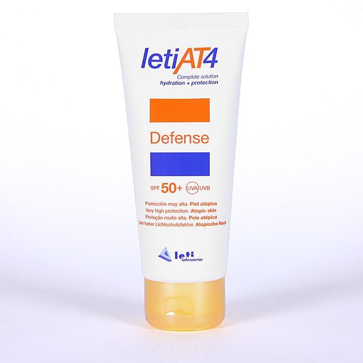 Leti AT4 Defense Crema Barrera 100 ml