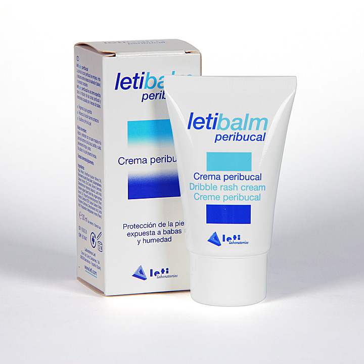 Letibalm Crema Peribucal 30 ml