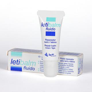 Letibalm Fluido Reparador para nariz y labios