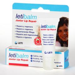Letibalm Junior Lip Repair Nariz y Labios 10 ml