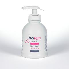 Letifem Pediátrico gel íntimo 250 ml
