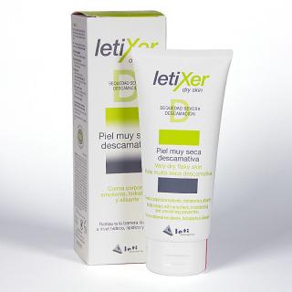 Letixer D Crema Corporal piel muy seca descamativa 200ml