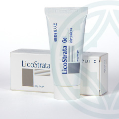 Licostrata gel tópico 30 g