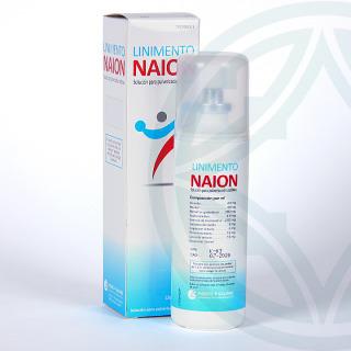 Linimento Naion solución tópica 125 ml