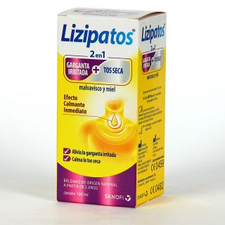 Lizipatos Jarabe 100 ml