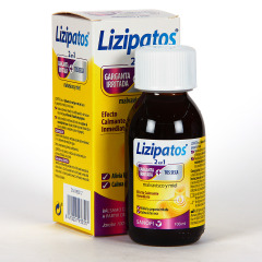 Lizipatos Jarabe 100 ml
