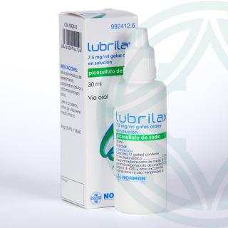 Lubrilax gotas orales 30 ml