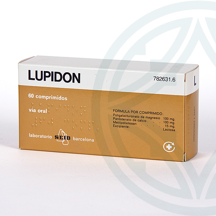 Lupidon 60 comprimidos