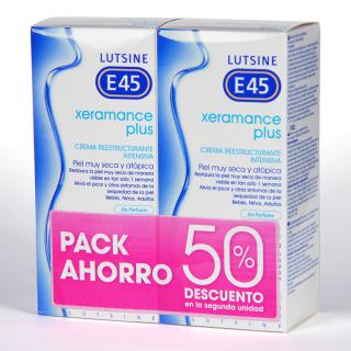 Lutsine Xeramance Plus Crema reestructurante intensiva 100ml pack ahorro