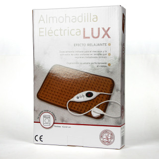 LUX Almohadilla Eléctrica 42x32 cm