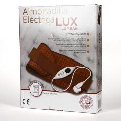 LUX Almohadilla Eléctrica Lumbar 69x28 cm