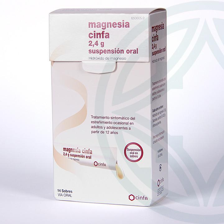 Magnesia Cinfa 14 sobres