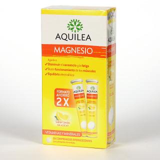Magnesio Aquilea 28 comprimidos efervescentes Pack