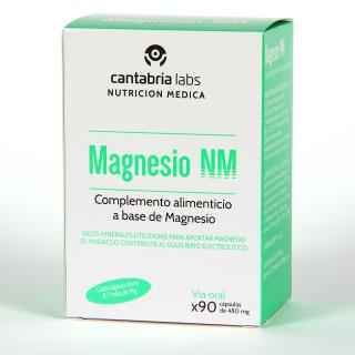 Magnesio NM 90 cápsulas