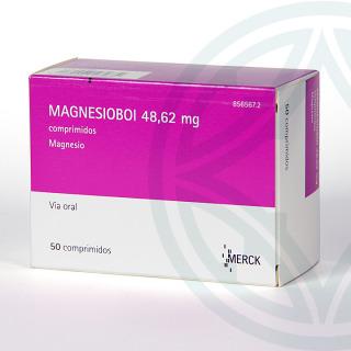 Magnesioboi 50 comprimidos