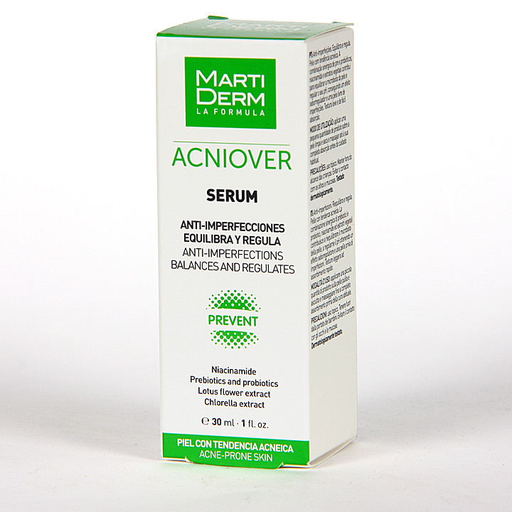 Martiderm Acniover Serum Antiimperfecciones 30 ml