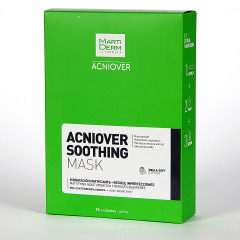 Martiderm Acniover Soothing Mask 10 unidades