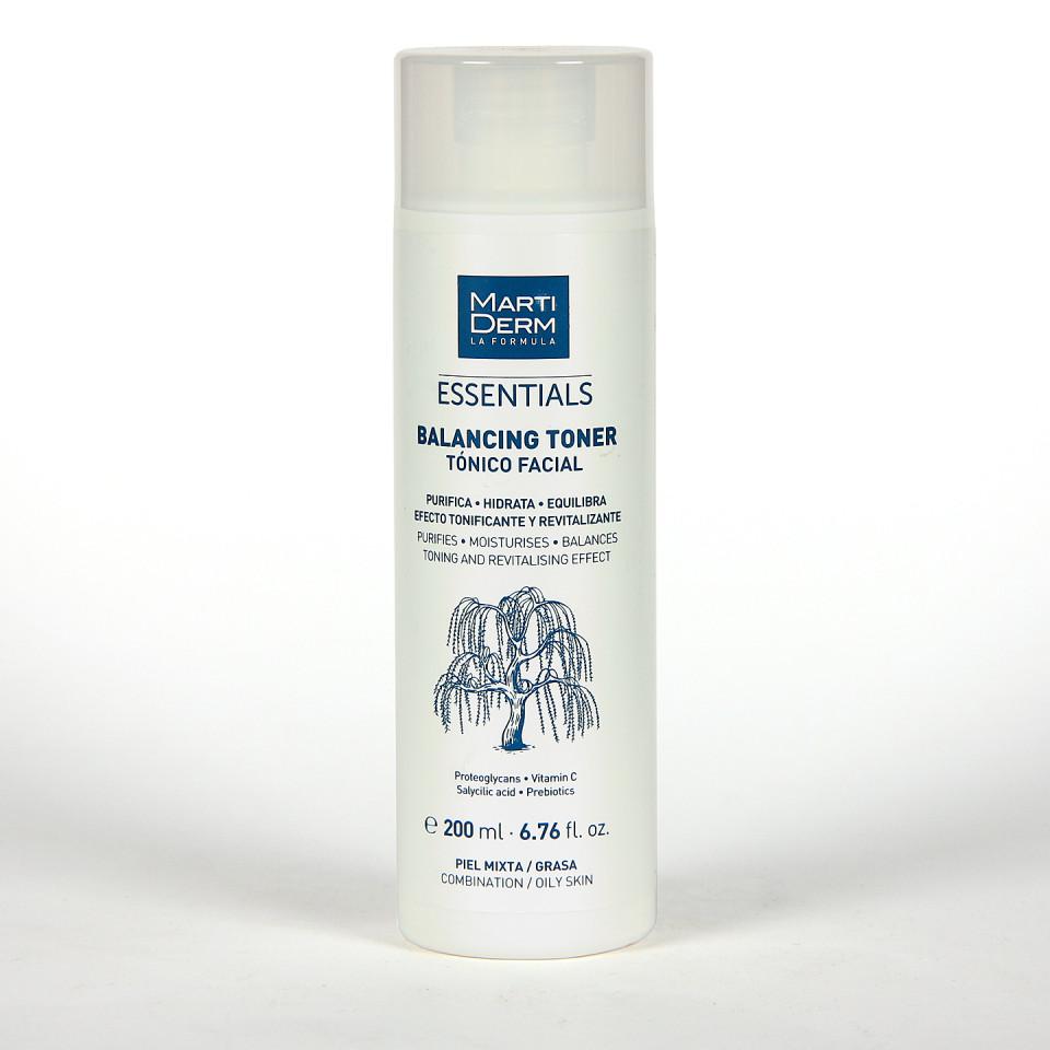 Martiderm Balancing Toner Tónico Facial piel mixta/grasa 200 ml