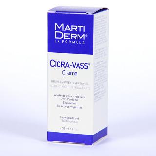 Martiderm Cicra-Vass crema 30 ml