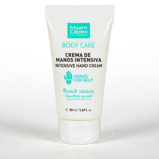 Martiderm Crema de manos Intensiva 50 ml