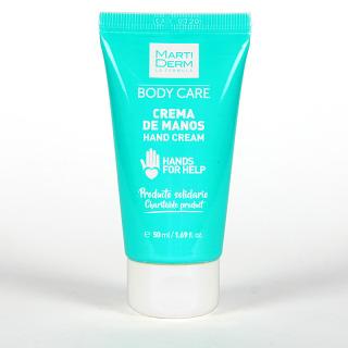 Martiderm Crema de Manos Body Care 50 ml