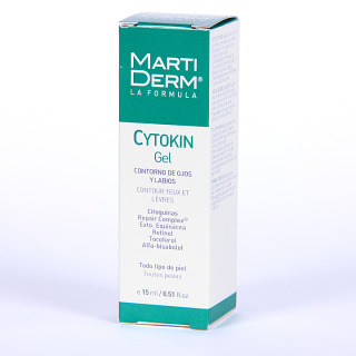 Martiderm Cytokin Gel 15 ml