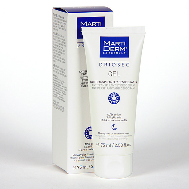 Martiderm Driosec Gel manos y pies 75 ml