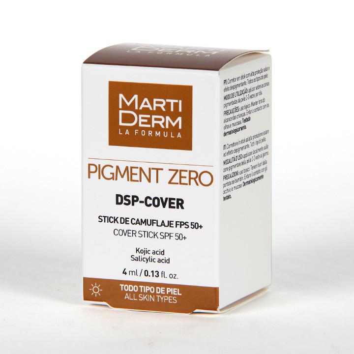 Martiderm Pigment Zero DSP-Cover Stick FPS 50+ 4 ml