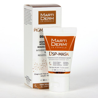 Martiderm Pigment Zero DSP-Mask Mascarilla despigmentante 30 ml