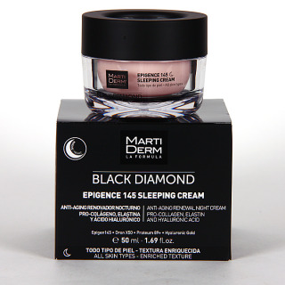 Martiderm Epigence 145 Black Diamond Sleeping Crema 50 ml