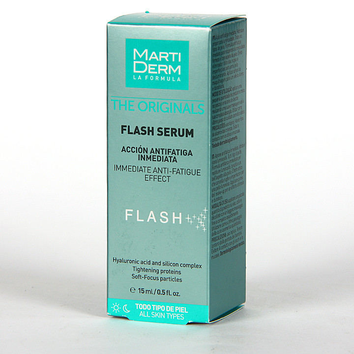 Martiderm Flash Serum The Originals 15 ml