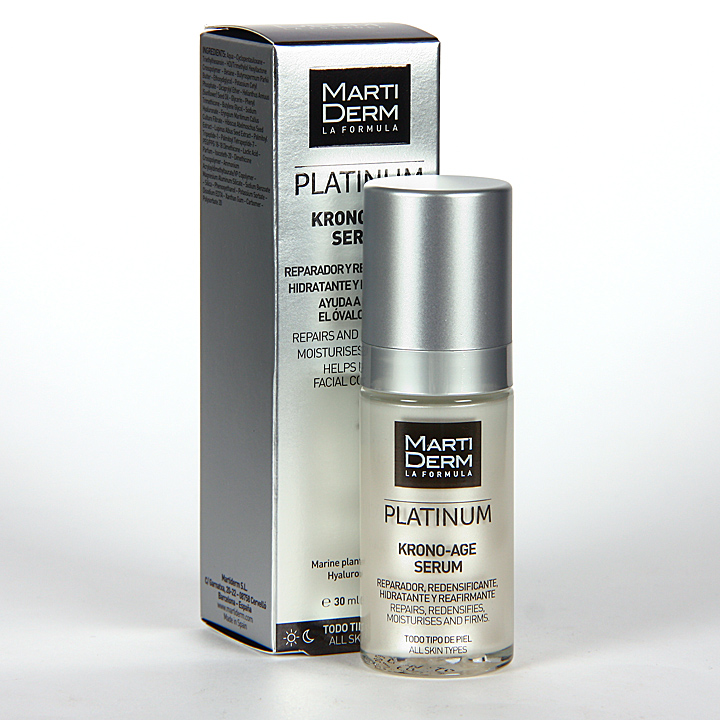 Martiderm Krono-Age Serum Platinum 30 ml