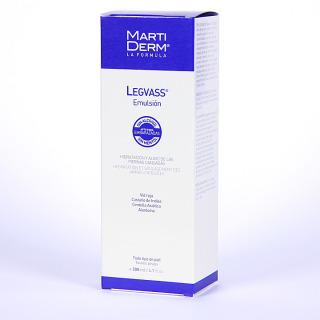 Martiderm Legvass emulsión 200 ml