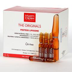 Martiderm Proteos Liposome The Originals 30 Ampollas