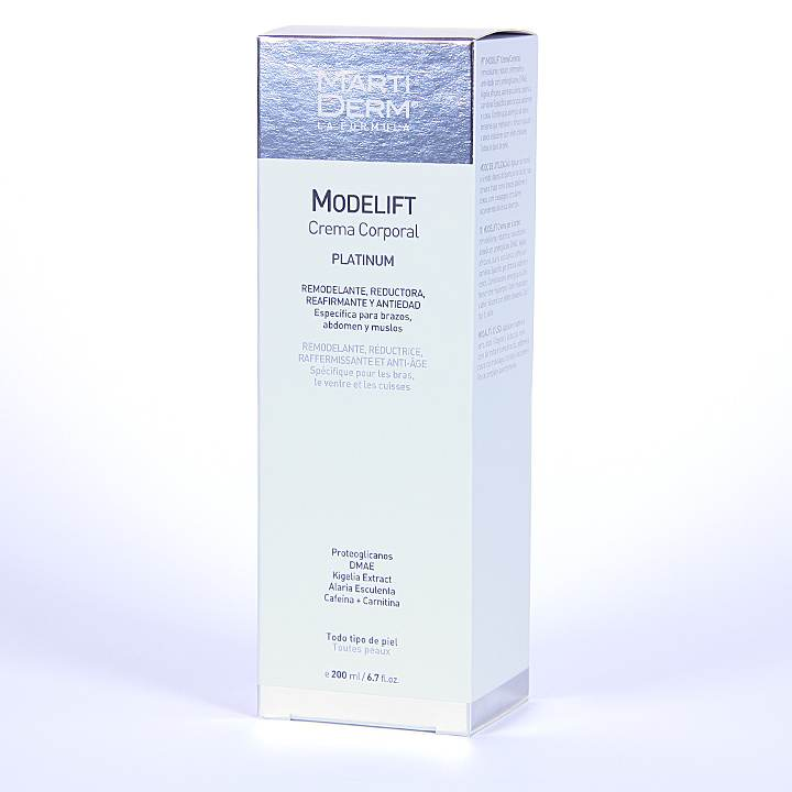 Martiderm Modelift Crema Corporal 200 ml