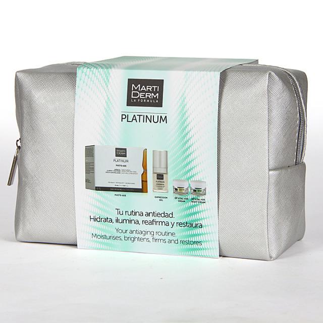 Martiderm Neceser Platinum Pack