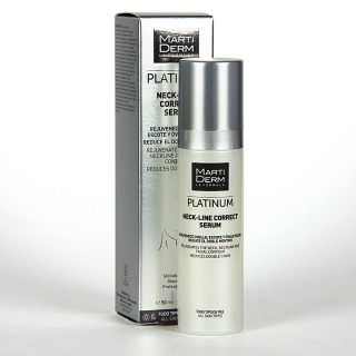 Martiderm Neck-line Correct Serum 50ml