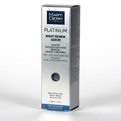 Martiderm Night Renew Platinum Serum 30 ml