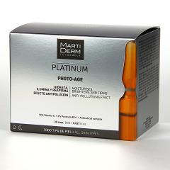 Martiderm Photo-Age Platinum 30 ampollas