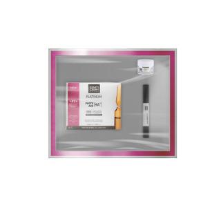 Martiderm Platinum Photo-Age HA 30 ampollas + Lip Supreme Balm + GF Vital Age S Platinum crema 15 ml Pack